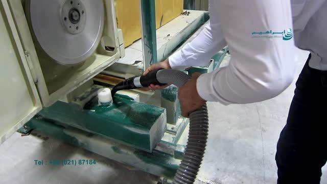 دستگاه جارو برقی صنعتی/نظافت مکان های صنعتی