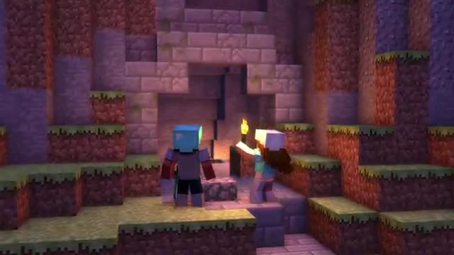 Through The Night | Minecraft
