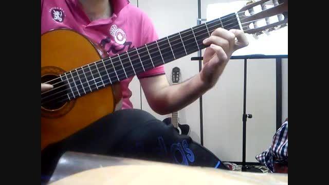 گیتار ملودی سلطان قلبها