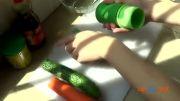 خردکن رشته ای میوه و سبزیجات