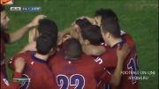 اوساسونا 3 - 0 اتلتیکو مادرید / هفته 25 لالیگا