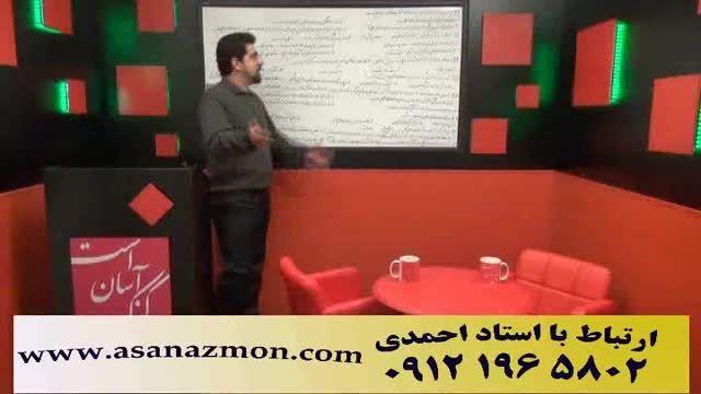 آموزش خط به خط دین و زندگی کنکور استاد احمدی - 4/4