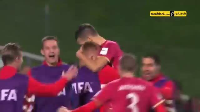 صربستان 2-1 برزیل (فینال جام جهانی زیر 20 سال)