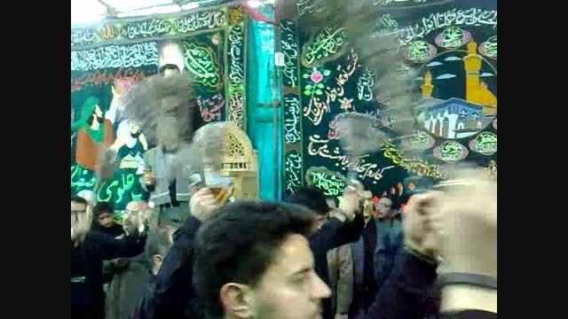 مداحی حاج آقا عشقی اصفهان-هیئت دروازه نو اصفهان