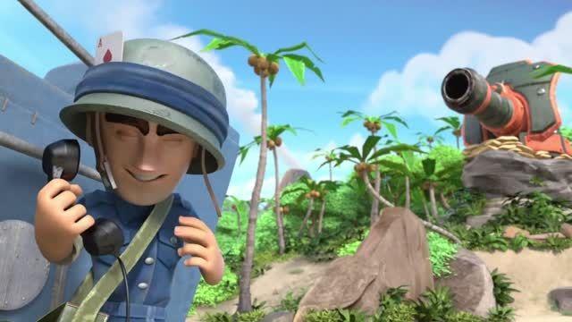 انیمیشن Boom Beach قسمت 4