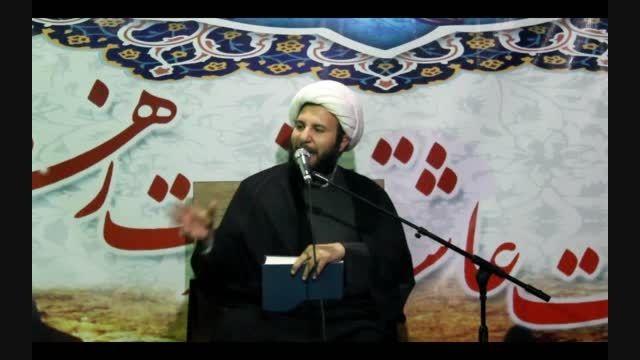 """راه های """"رهایی ار گناه""""-حجت الاسلام مولایی-عهد ما"""