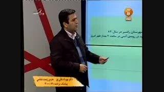 مهرداد عالی پور: تدریس زیست پیش پویایی جمعیت-1