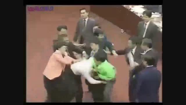 کتک کاری پارلمان مجلس جهان دنیا+فیلم گلچین صفاسا
