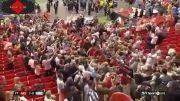 جشن قهرمانی آرسنال در سوپر کاپ انگلیس (1)