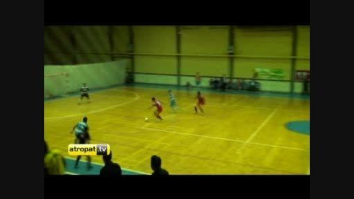 گزارش ویدیویی بازی فوتسال دبیری (7) - فردوسی (2)