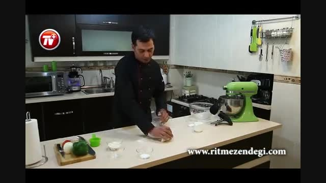 رازهای پخت یک پیتزای واقعی در خانه
