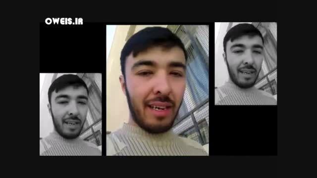 آخرین فیلم شهید مدافع حرم (شهید صابری)