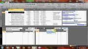 زمان بندی در نرم افزار msp
