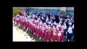 روزتربیت بدنی و ورزش و افتتاحیه المپیاد ورزش درون مدرسه