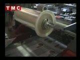 ماشین سلفون کش سرد (چسبی )نیمه اتوماتیک