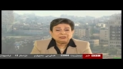 پاسخ های زیبای فعال فلسطینی به اتهامات آقای مجری