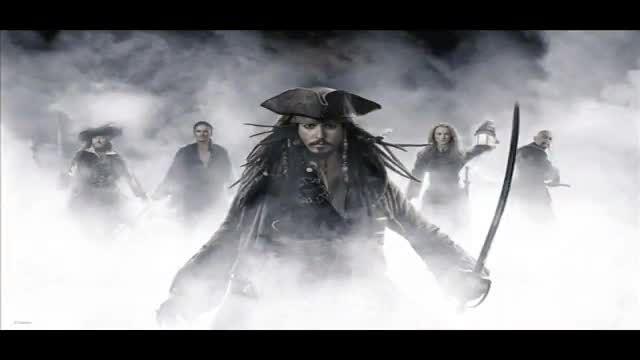 دزدان دریایی کاراعیب «موزیکال»(pirates of carabeian)