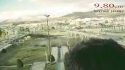 پرش از ارتفاع 9 متر و 80 سانتی متر  سیاوش جهانی معروف به سیا پارکور از یاسوج و بیضا فارس