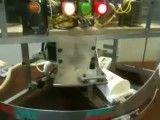 ابداع دستگاه چاپ کف لیوان کاغذی