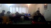 تمرین آهنگ منو ببخش-حامد جنتی