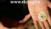 مجموعه حرفه ای شعبده بازی با سکه محصولی از ایکا مجیک