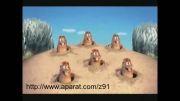 انیمیشن کوتاه وزیبایboundin-زبان اصلی