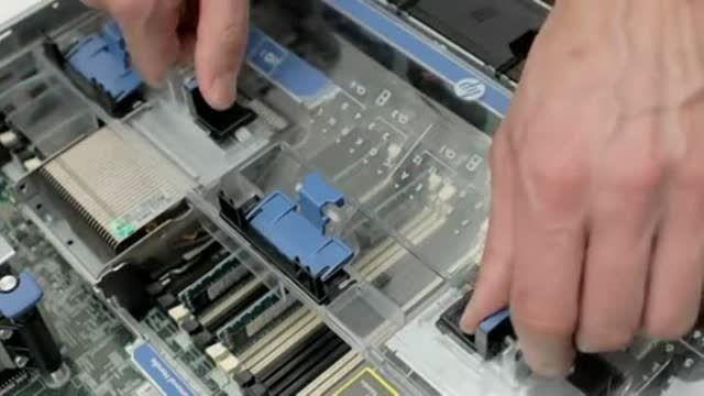نصب و راه اندازی سرور اچ پی اپاما سرور