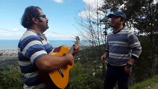 اجرای زنده آهنگ برگرد از محمد قلی پور