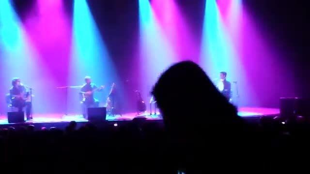 سامی یوسف - اجرای ترانه ساری گلین در کنسرت کپنهاگ 2015