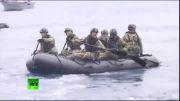رزمایش بزرگ نیروی دریایی ژاپن در شبه جزیره کره
