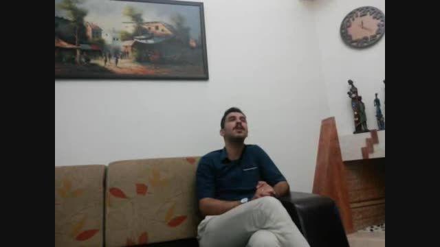 مهدی رضیئی - اجرای آهنگ سازش (مهدی یراحی)