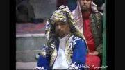 تعزیه پشیمانی یزید(حسینیه تخماقلو)