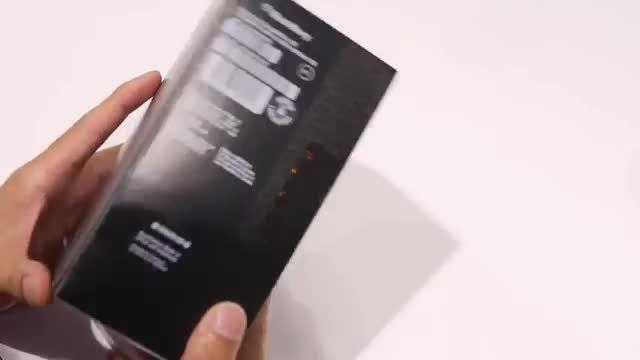 بازگشایی جعبه اولین اندروید فون بلک بری: PRIV