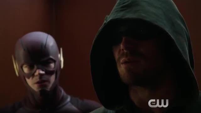Arrow And The Flash Bahale Na :D