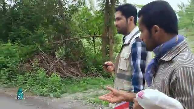 دلیل فعالیت یک کشاورز چوپان در اینستاگرام