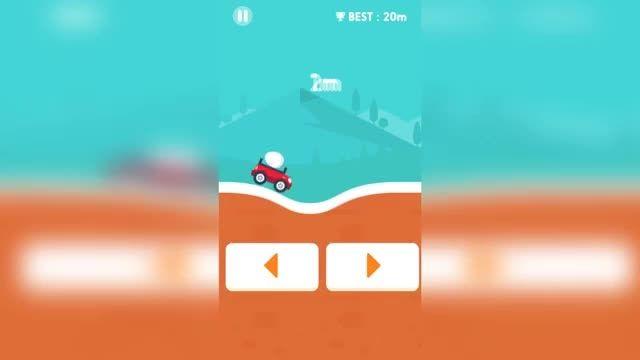 ویدئو اپلیکیشن Egg Car - Don't Drop the Egg