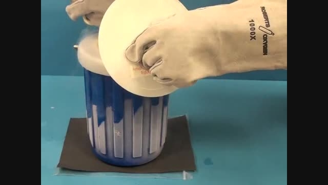 نیتروژن مایع