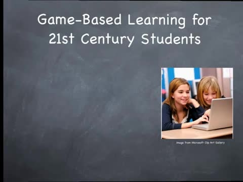 What is Game Based Learning