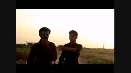 بهترین فیلم اکشن ایران ساخت جوانان شادگان .. چمدان ..