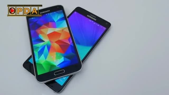 OPDA مقایسه ی دوربین های Galaxy note 4  و Galaxy S5