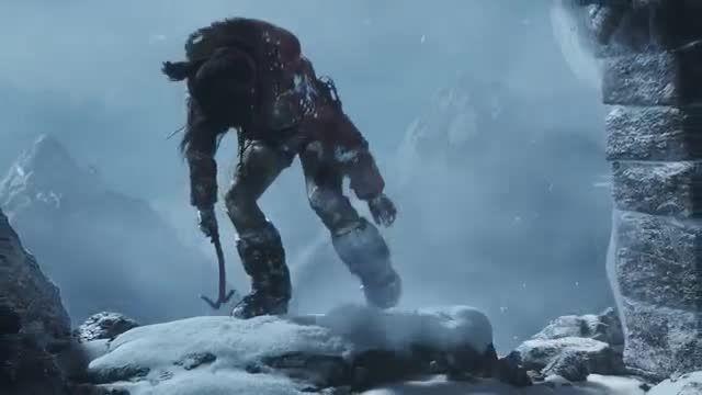 تریلر بازی Rise of the tomb raider