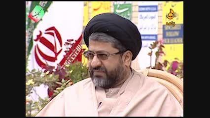 مصاحبه تلویزیونی موسوی نژاد نماینده دشتستان(شبکه بوشهر)