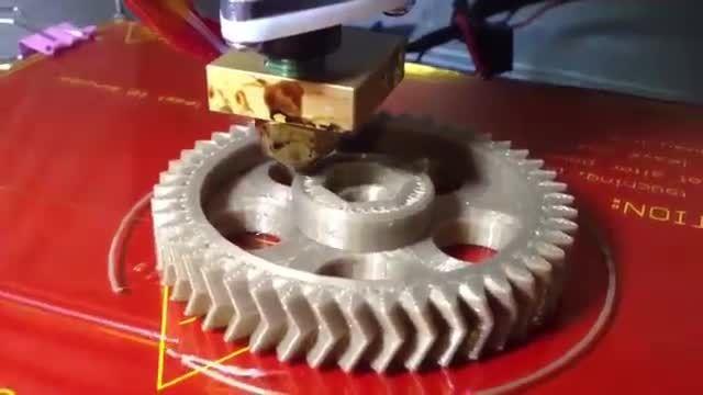 ساخت قطعات کاربردی با پرینتر سه بعدی prusa i3