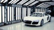ساخت آئودی R8 در یک نگاه - Audi R8 Production