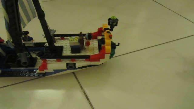 نجات دزد دریایی