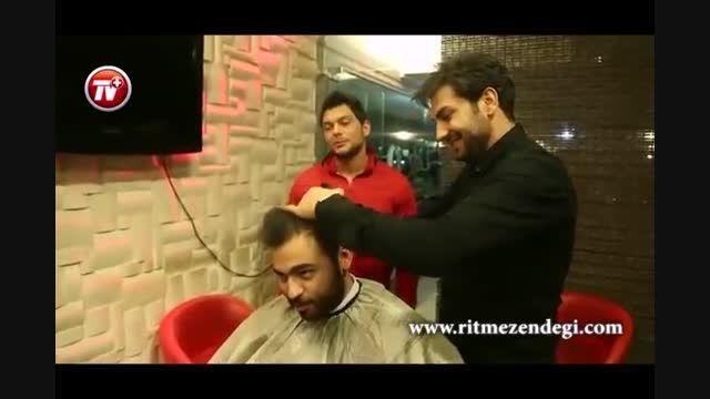 گفتگو با آرایشگر VIP ستاره ها: از امیر تتلو تا گلزار