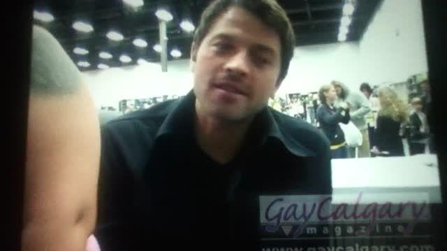 Misha talk about DESTIEL=))