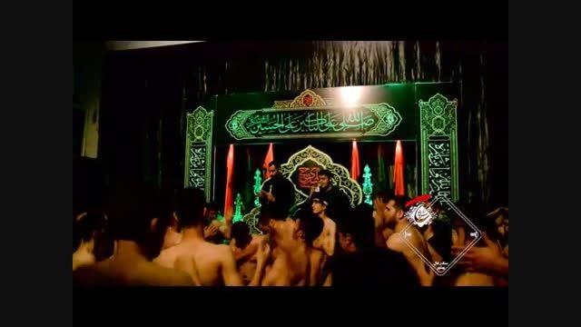 همخوانی زیبا کربلایی مهدی باقری و علی حسین زاده شب 5