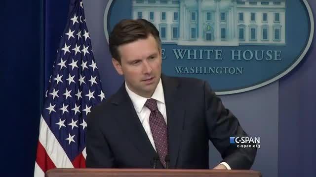 پاسخ سیری میان سوال خبرنگار از سخنگوی کاخ سفید
