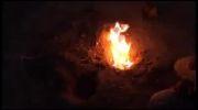 حفره آتش داکوتا